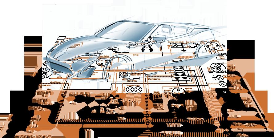 Resultado de imagen de Electricidad del automóvil